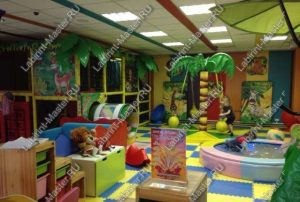 Детский развлекательный комплекс