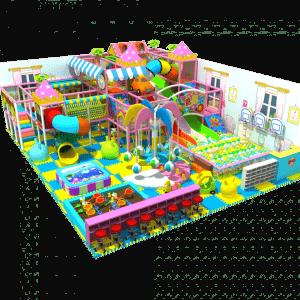 Игровые комнаты и лабиринты